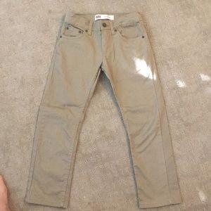 Boys Levi's 511 Slim Khaki Pants